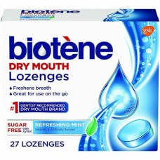 Pastilhas Biotene Lozenges