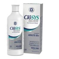 CloSYS® Silver Adults 55 + Enxaguante Bucal 473 ml