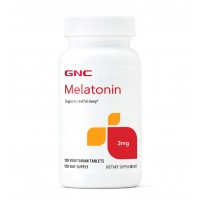 Melatonina GNC (3 mg)